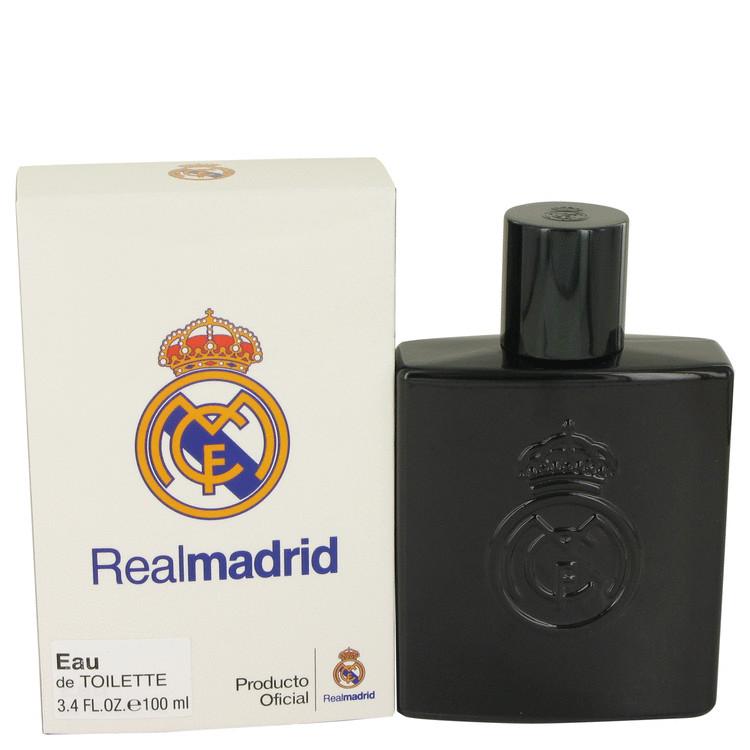 Real Madrid Black Cologne 100 ml EDT Spay for Men