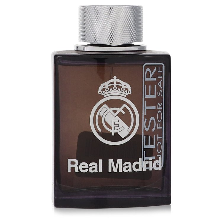 Real Madrid Black Cologne 100 ml EDT Spray(Tester) for Men
