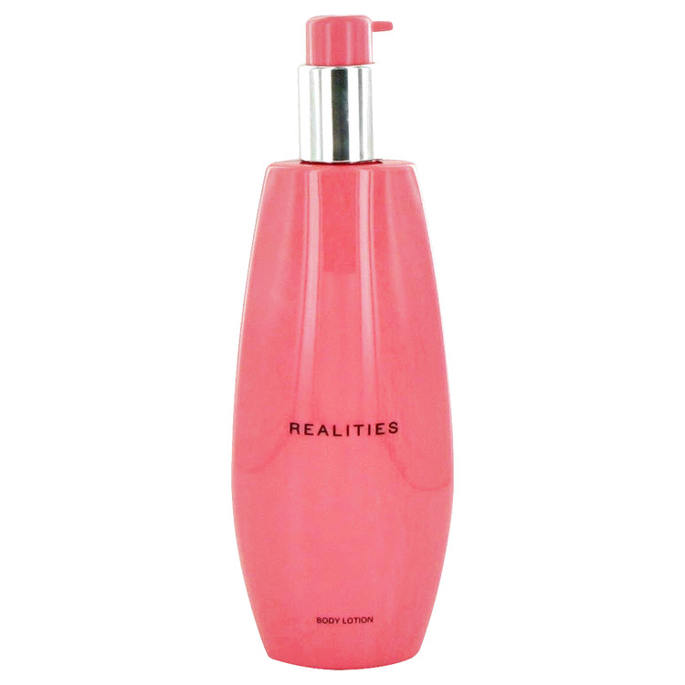 Realities (New) by Liz Claiborne for Women Body Lotion (Tester) 6.7 oz