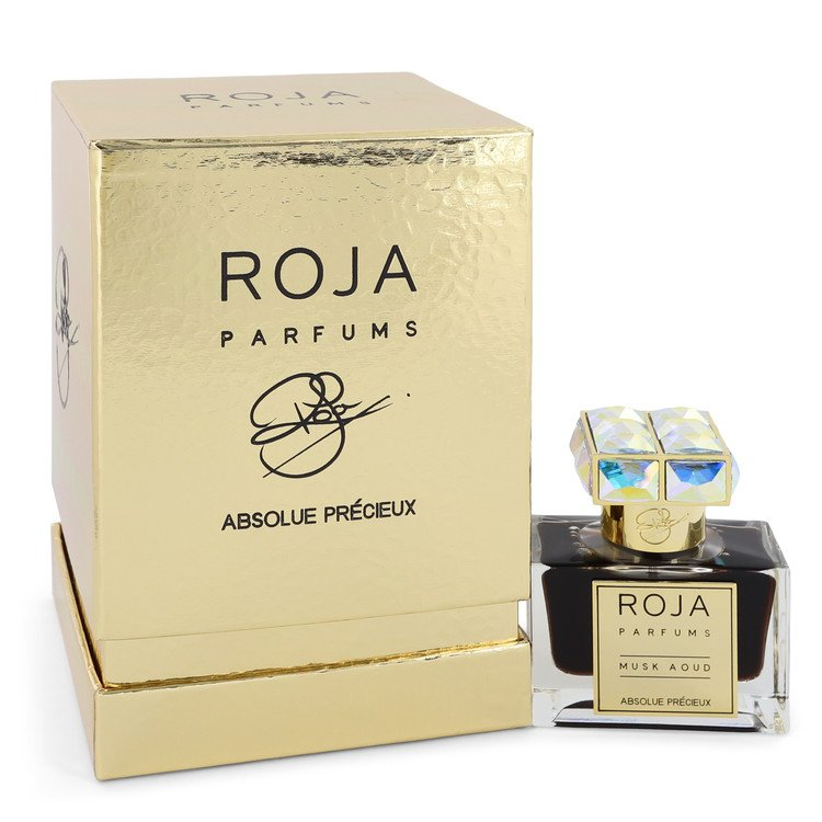Roja Musk Aoud Absolue Precieux Pure Perfume 30 ml Extrait De Parfum Spray (Unisex) for Women