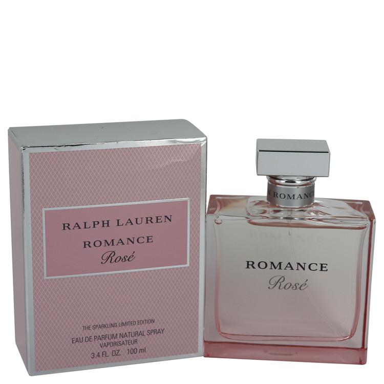 Romance Rose Perfume by Ralph Lauren 100 ml EDP Spay for Women