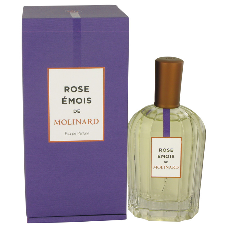 Molinard Rose Emois Perfume by Molinard 90 ml EDP Spay for Women