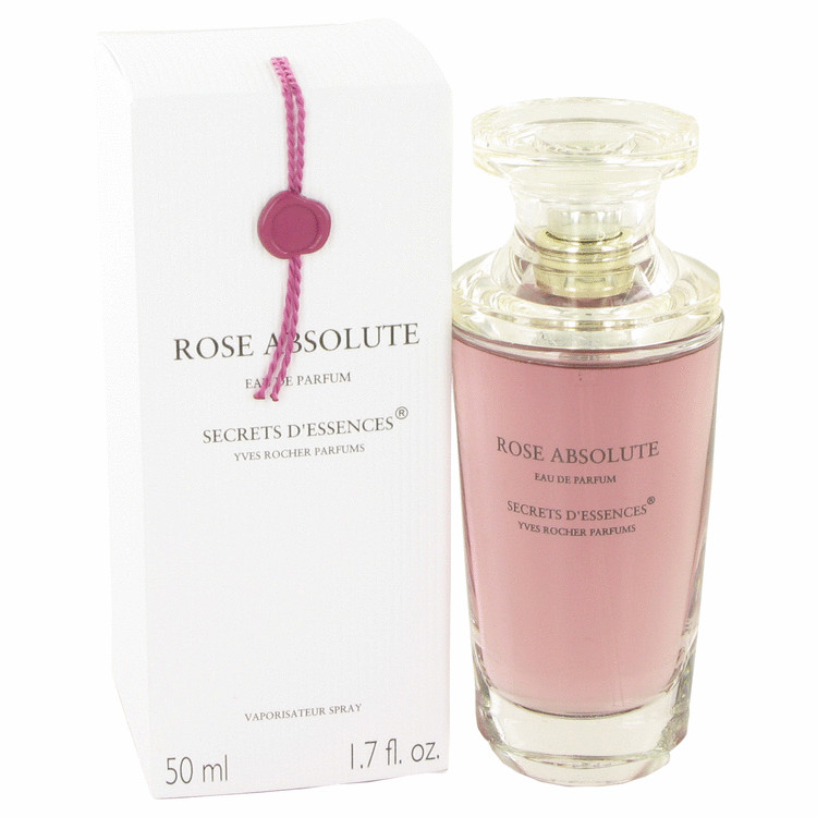 Rose Absolute Secrets D'essences Perfume 50 ml EDP Spay for Women
