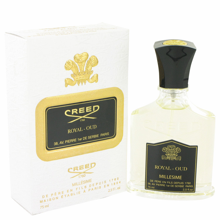 Royal Oud Cologne by Creed 75 ml Millesime Spray for Men