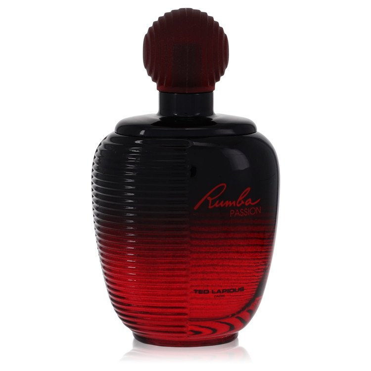 Rumba Passion Perfume by Ted Lapidus 98 ml EDT Spray(Tester) for Women