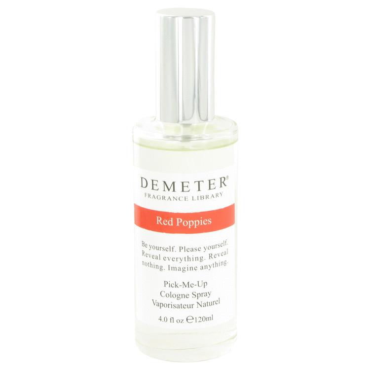 Demeter Perfume 120 ml Red Poppy Cologne Spray (unboxed) for Women