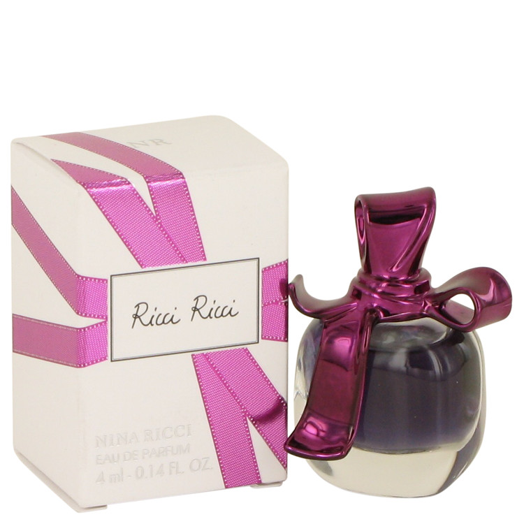 Ricci Ricci by Nina Ricci for Women Mini EDP .14 oz