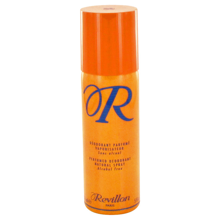 R De Revillon by Revillon –  Deodorant Spray 5 oz 150 ml for Men
