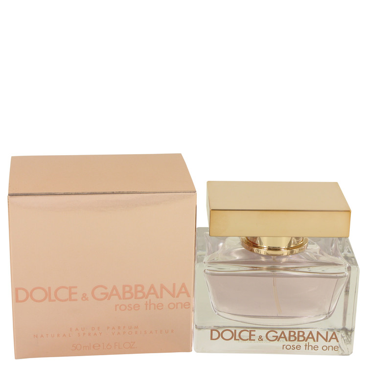 Rose The One Perfume by Dolce & Gabbana 50 ml EDP Spay for Women