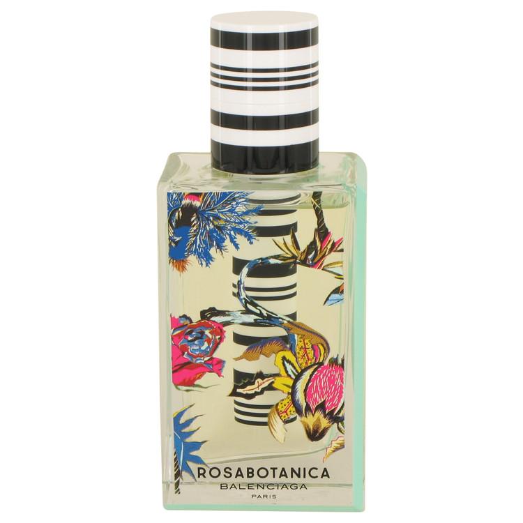 Rosabotanica by Balenciaga for Women Eau De Parfum Spray (Tester) 3.4 oz