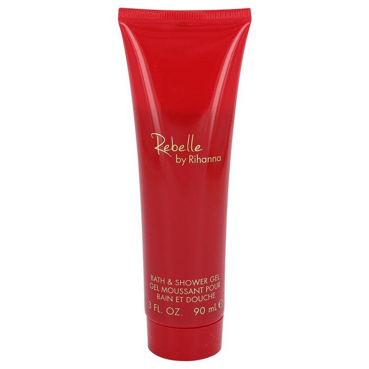Rebelle by Rihanna for Women Shower Gel 3 oz