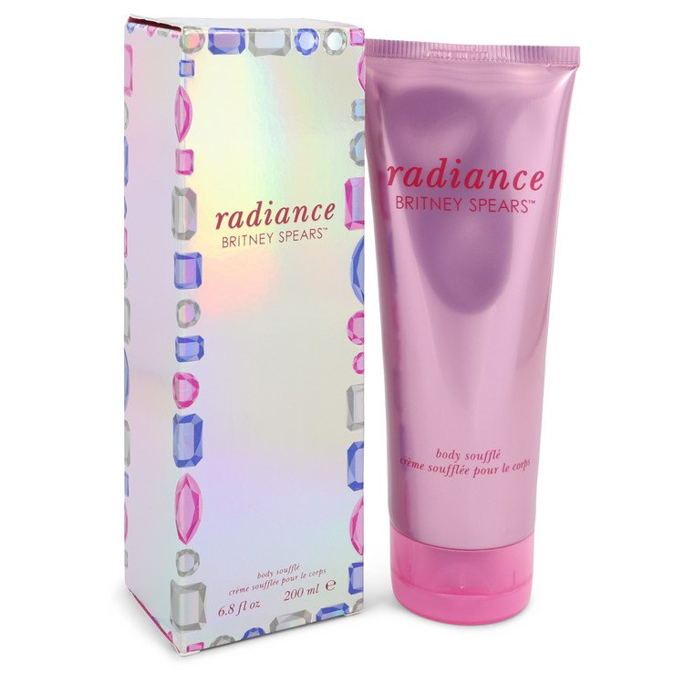 Radiance Body Lotion by Britney Spears 6.8 oz Body Souffle for Women