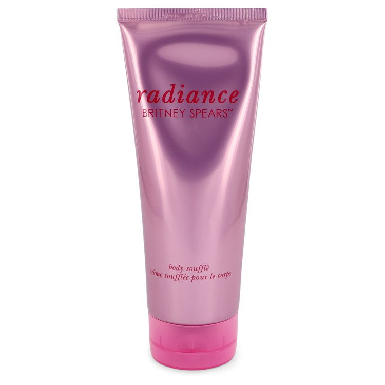 Britney Spears Radiance Body Lotion 6.8 oz Body Souffle (unboxed) for Women