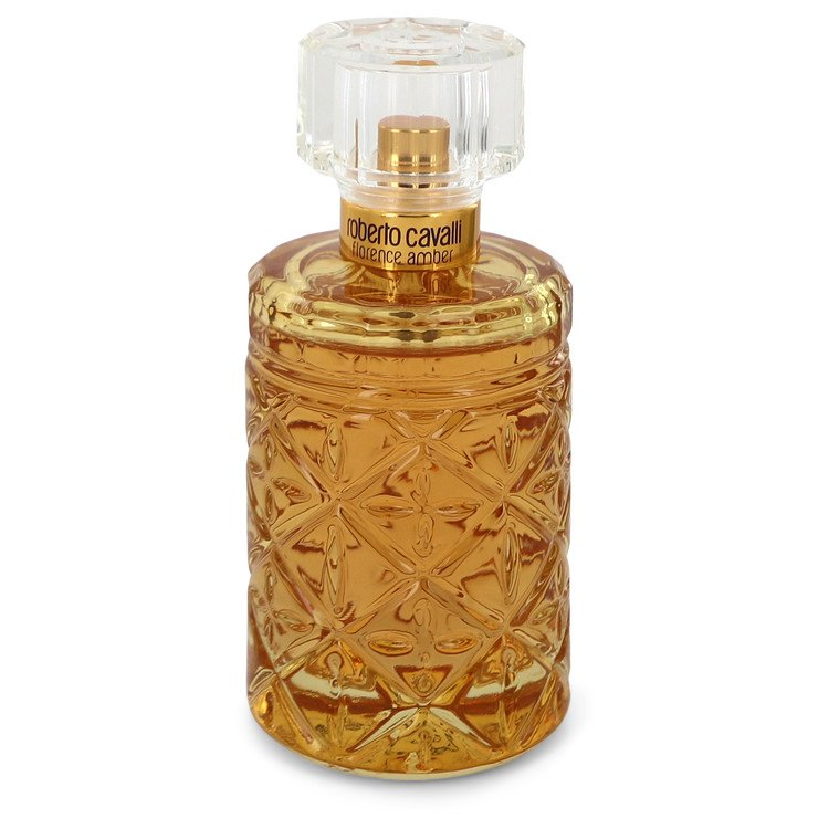 Roberto Cavalli Florence Amber by Roberto Cavalli Women's Eau De Parfum Spray (unboxed) 2.5 oz