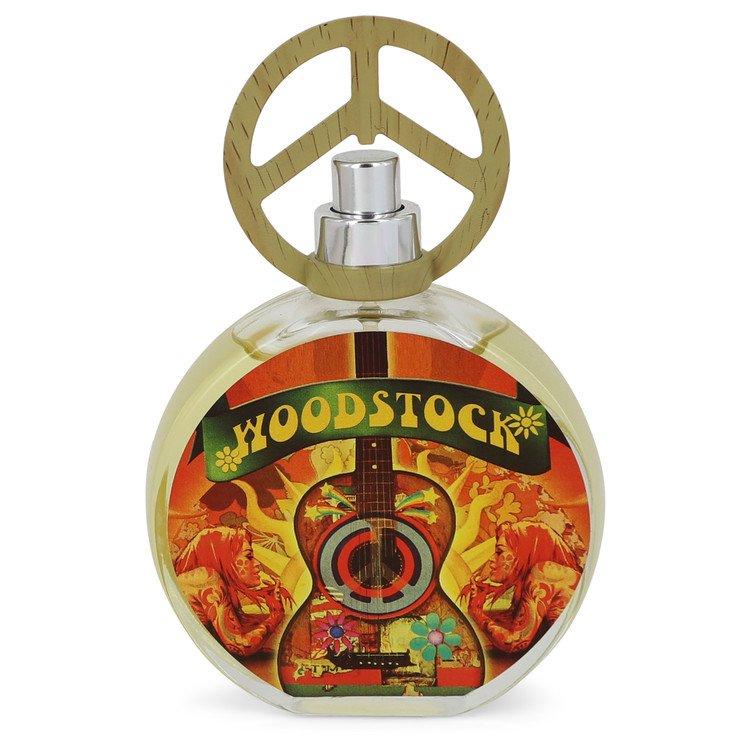 Rock & Roll Icon Woodstock 69 by Parfumologie Women's Eau De Parfum Spray (unboxed) 3.4 oz