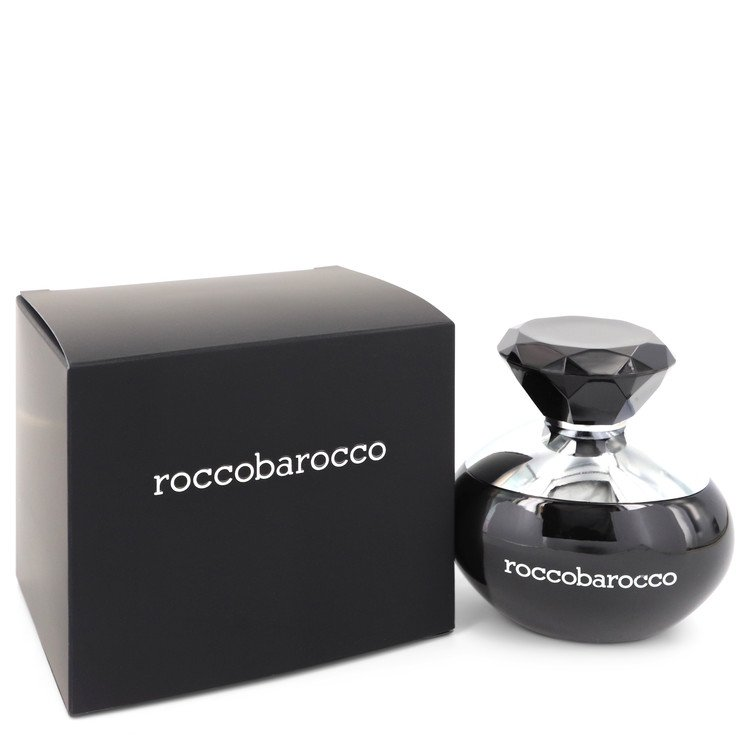 Roccobarocco Black by Roccobarocco Eau De Parfum Spray 3.4 oz for Women