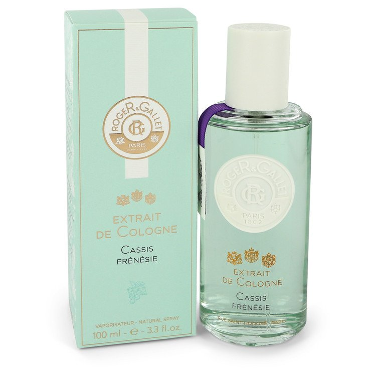 Roger & Gallet Cassis Frenesie by Roger & Gallet –  Eau De Cologne Spray 3.3 oz 100 ml for Women