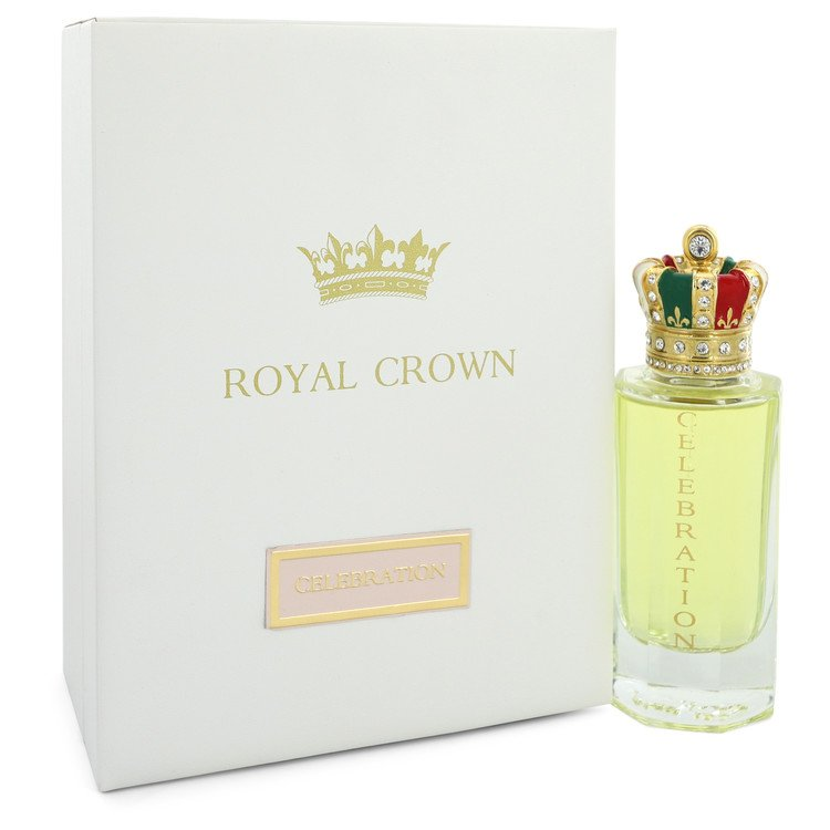 Royal Crown Celebration by Royal Crown Women's Extrait De Parfum Spray (Unisex) 3.4 oz