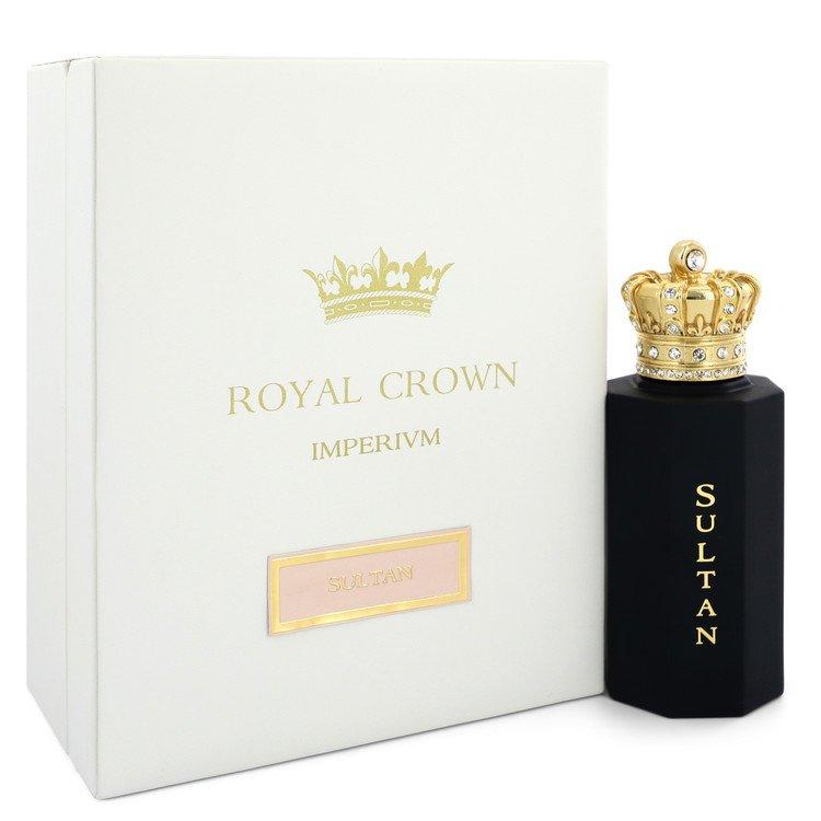 Royal Crown Sultan by Royal Crown Women's Extrait De Parfum Spray (Unisex) 3.4 oz
