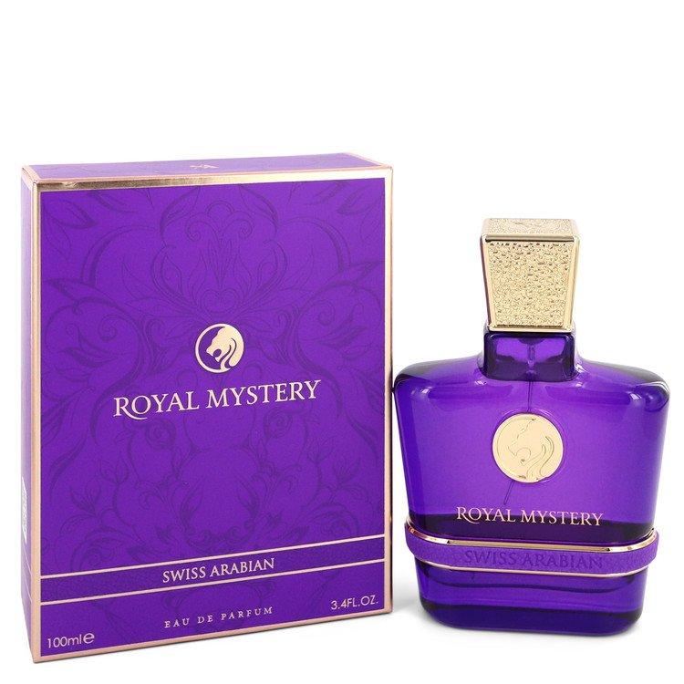 Royal Mystery by Swiss Arabian –  Eau De Parfum Spray 3.4 oz 100 ml for Women