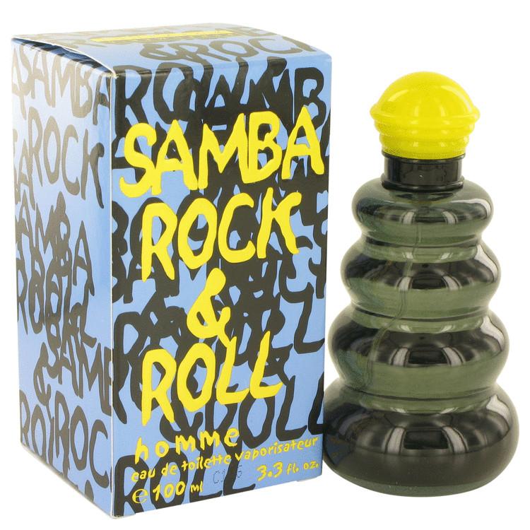 Samba Rock & Roll Cologne 100 ml EDT Spay for Men