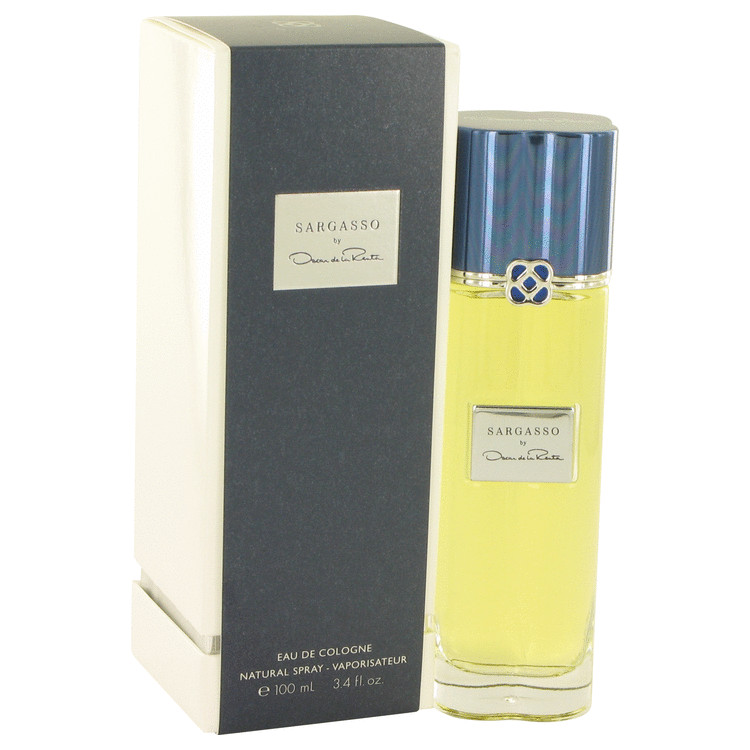 Sargasso Perfume 100 ml Eau De Cologne Spray for Women