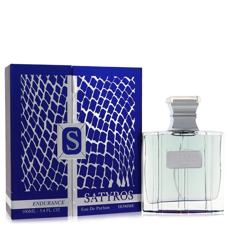 Satyros Endurance Cologne by Yzy Perfume 100 ml EDP Spay for Men