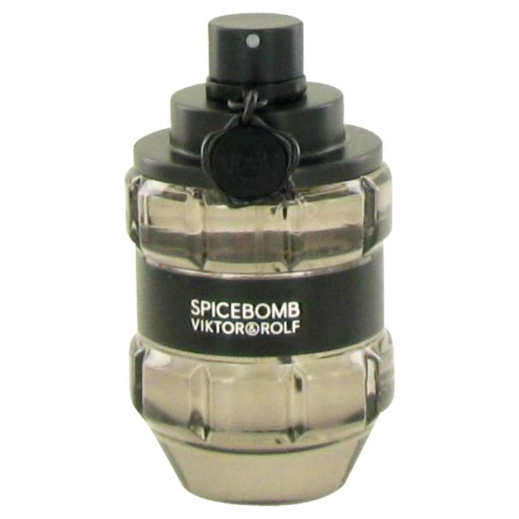 Spicebomb Cologne by Viktor & Rolf 90 ml EDT Spray(Tester) for Men