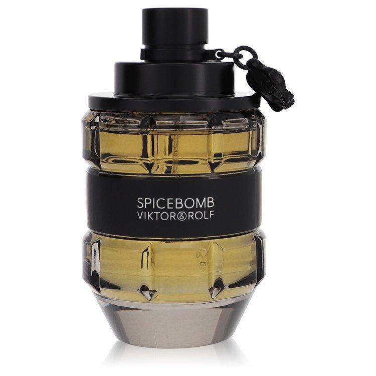 Spicebomb by Viktor & Rolf Men's Eau De Toilette Spray (unboxed) 3 oz