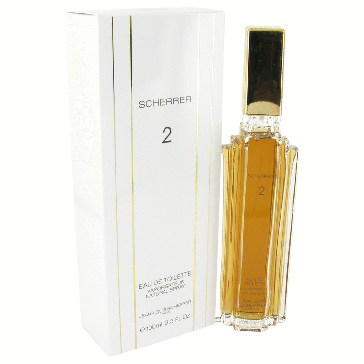 Scherrer Ii Perfume by Jean Louis Scherrer 100 ml EDT Spay for Women
