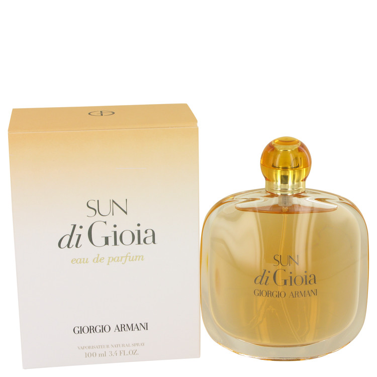 Sun Di Gioia Perfume by Giorgio Armani 100 ml EDP Spay for Women