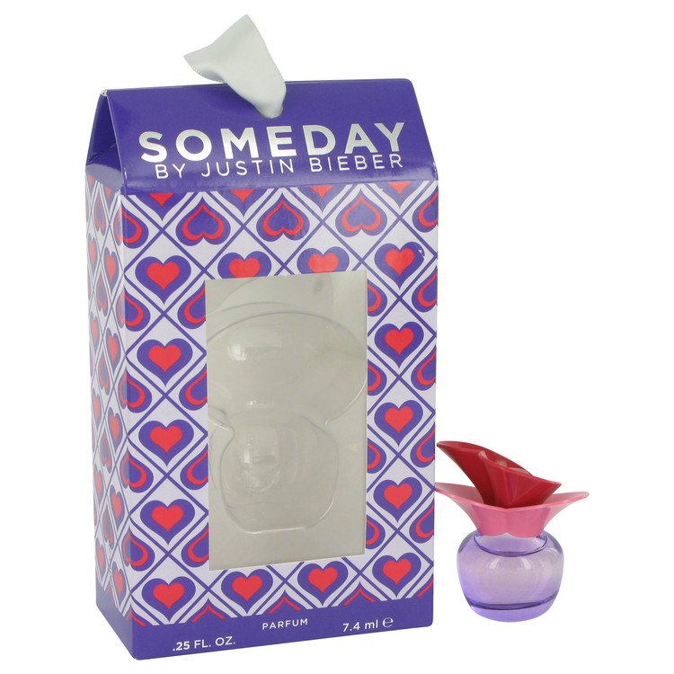 Someday by Justin Bieber for Women Mini EDP in Gift Box .25 oz