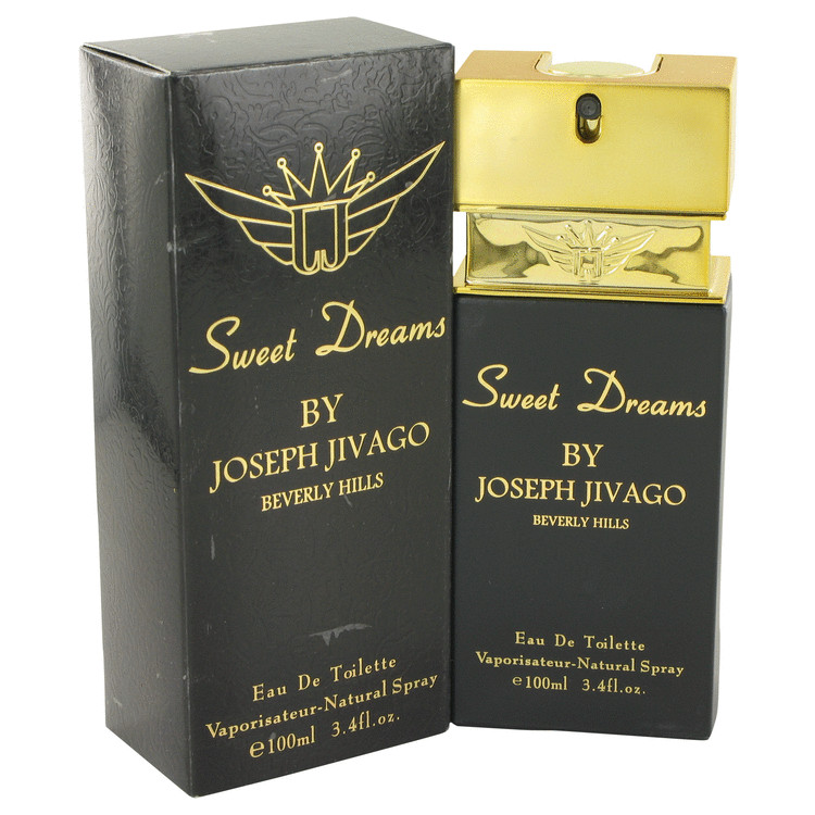 Sweet Dreams Cologne by Joseph Jivago 100 ml EDT Spay for Men