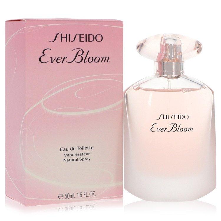 Shiseido Ever Bloom Perfume by Shiseido 50 ml EDT Spay for Women