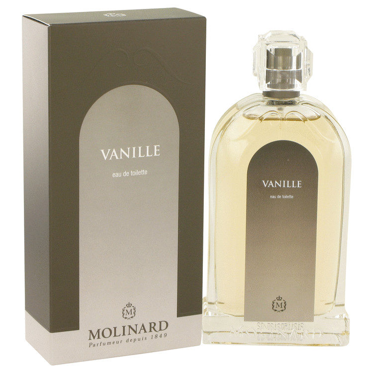 Les Senteurs Vanille Perfume by Molinard 100 ml EDT Spay for Women