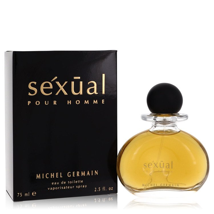 Sexual by Michel Germain for Men Eau De Toilette Spray 2.5 oz