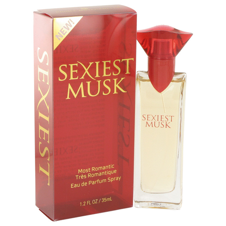 Sexiest Musk Perfume by Prince Matchabelli 35 ml EDP Spay for Women