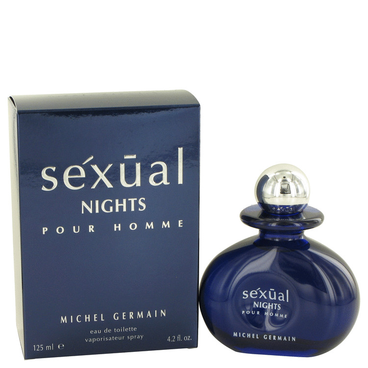Sexual Nights Cologne by Michel Germain 125 ml EDT Spay for Men