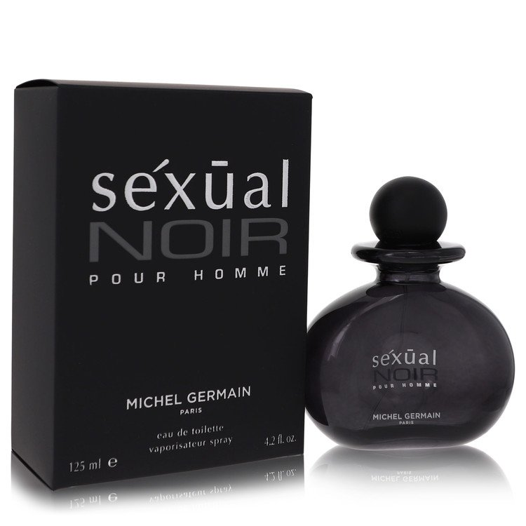 Sexual Noir Cologne by Michel Germain 125 ml EDT Spay for Men