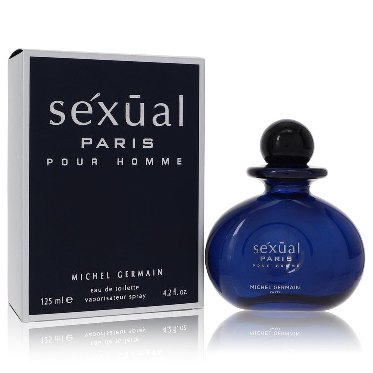 Sexual Paris Cologne by Michel Germain 125 ml EDT Spay for Men