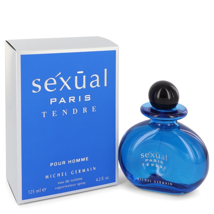Sexual Tendre Cologne by Michel Germain 125 ml EDT Spay for Men