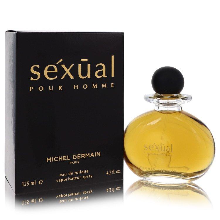 Sexual Cologne by Michel Germain 125 ml Eau De Toilette Spray for Men