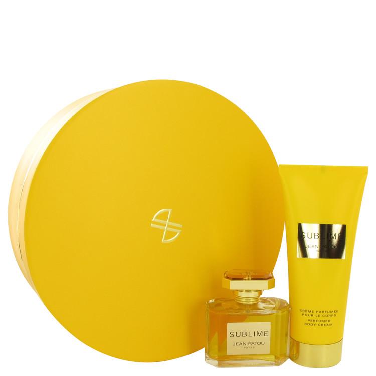 Sublime Gift Set -- Gift Set - 2.5 oz Eau De Parfum Spray + 6.7 oz Body Cream for Women
