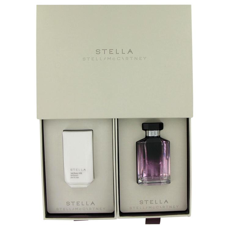 Stella Gift Set -- Gift Set - 1.7 oz Eau De Parfum Spray + 2.5 oz Shower Gel for Women