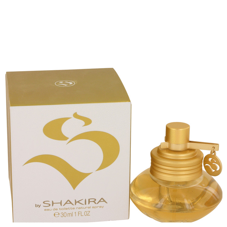 Shakira S Perfume by Shakira 30 ml Eau De Toilette Spray for Women