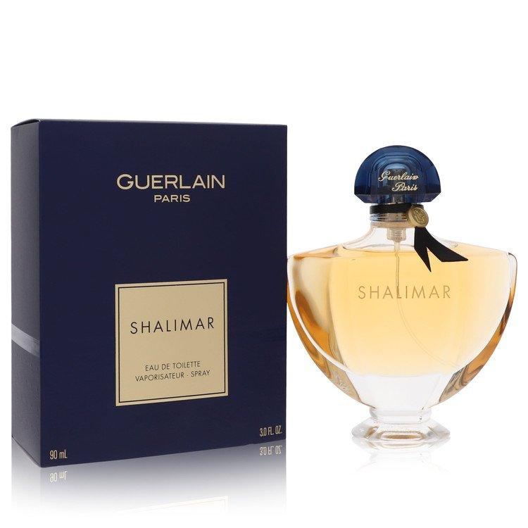 Shalimar Perfume by Guerlain 90 ml Eau De Toilette Spray for Women