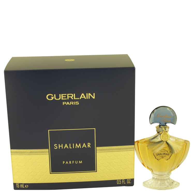 SHALIMAR by Guerlain for Women Pure Perfume 1/2 oz