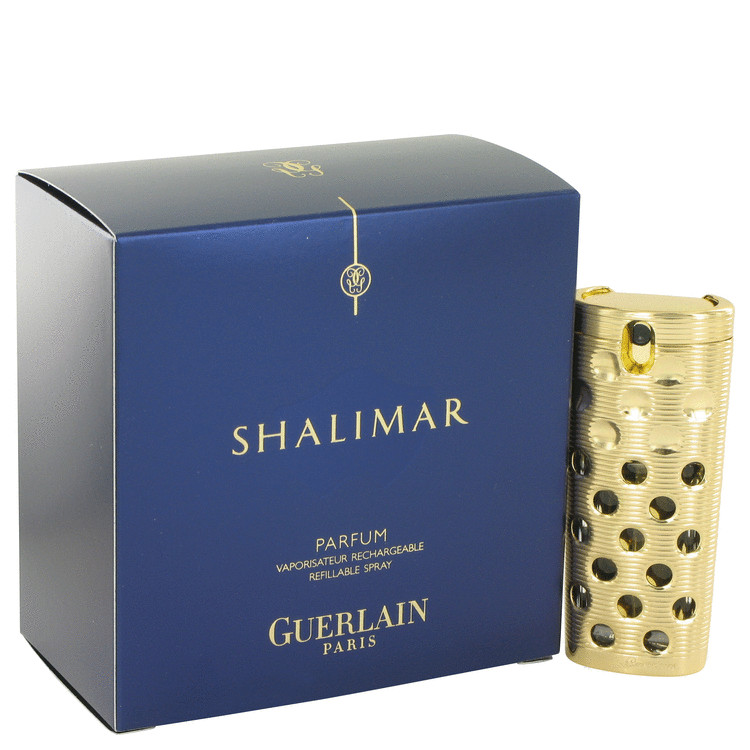Shalimar Perfume 7 ml Pure Perfume Spray Refillable for Women