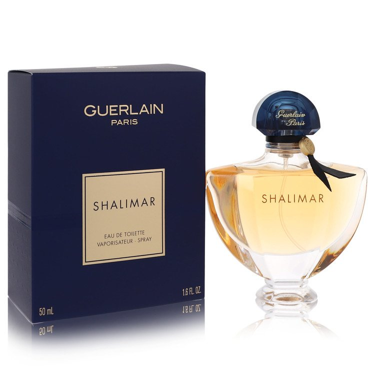 Shalimar Perfume by Guerlain 1.7 oz EDT Spray for Women