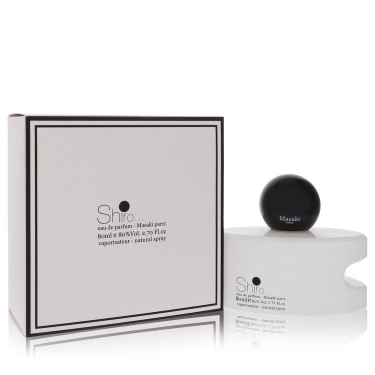 Shiro Perfume by Masaki Matsushima 80 ml Eau De Parfum Spray for Women